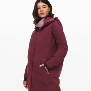 Slush Hour Parka, NWT
